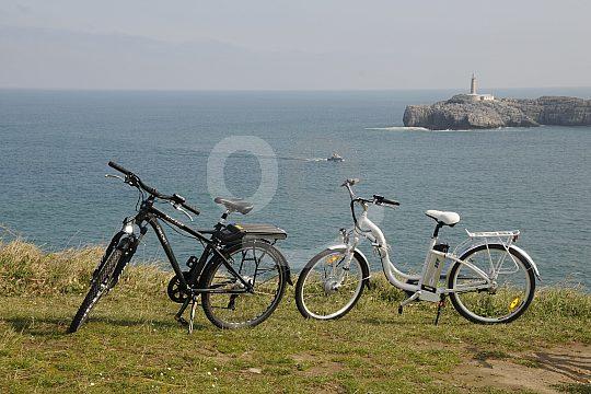 electric bike tour Santander Atlantic Coast