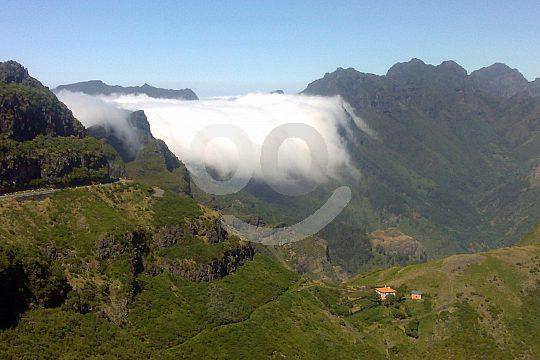 West Madeira peaks