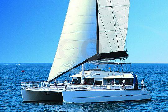 Tenerife catamaran excursion Costa Adeje