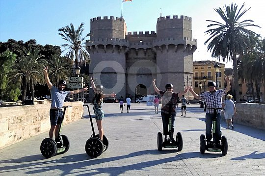 Segway Tour in Valencia