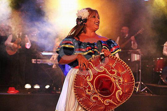 Canarian cultural show