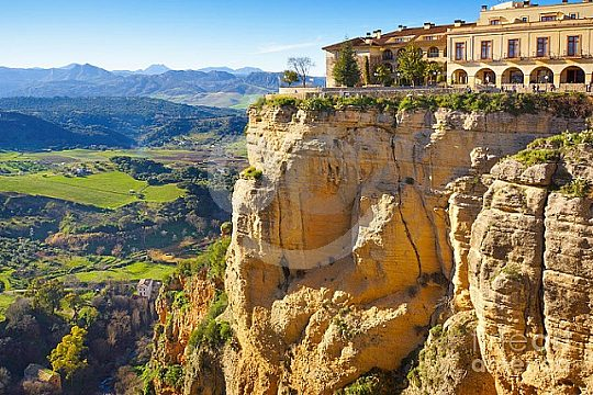 discover Ronda at the tour in Andalusia