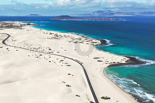 Sightseeing per Bus auf Fuerteventura