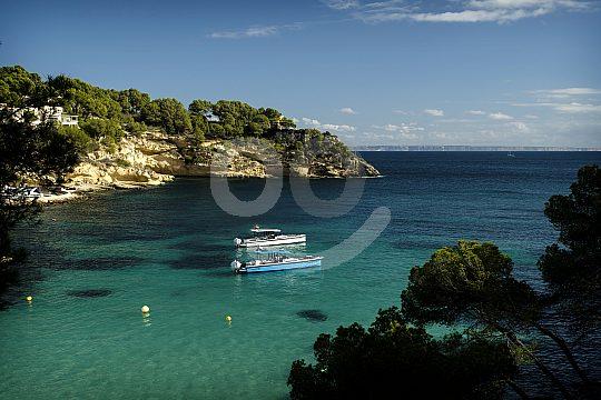Axopar Boote in Mallorca