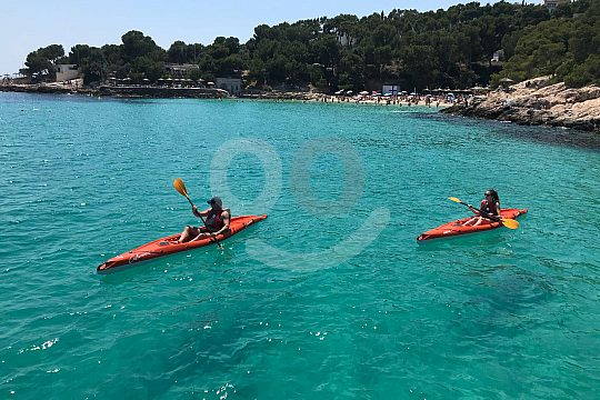 kayak tour mallorca