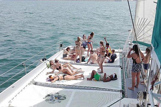 Party Catamaran Valencia
