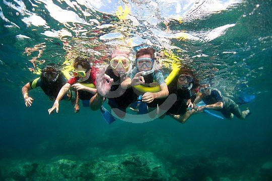 Mar Menor snorkel tour