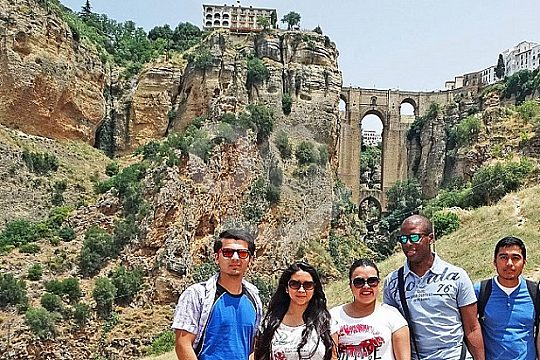 private tour in Andalusia to Ronda