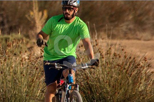go biking in Doñana Natural Park