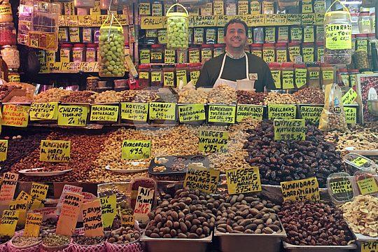 kulinarische Tour durch Malaga
