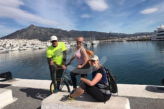 Marbella Fahrradtour mit Guide