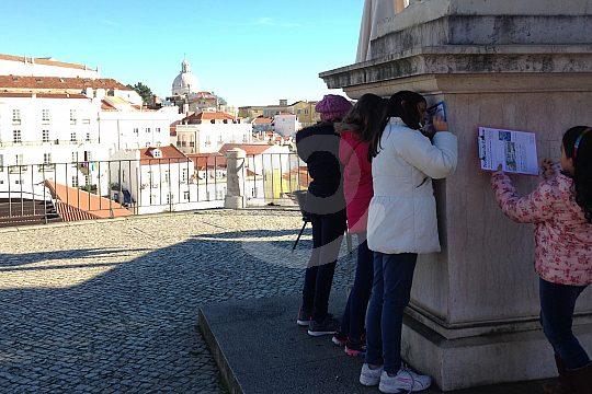 exploring Lisbon with children