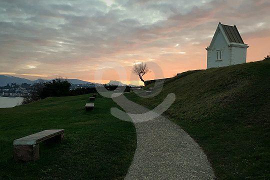 Sunset Saint Jean de Luz