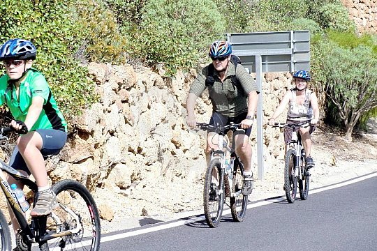Masca Tenerife bike tours