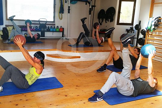 Personal Fitness Trainer in Fuerteventura