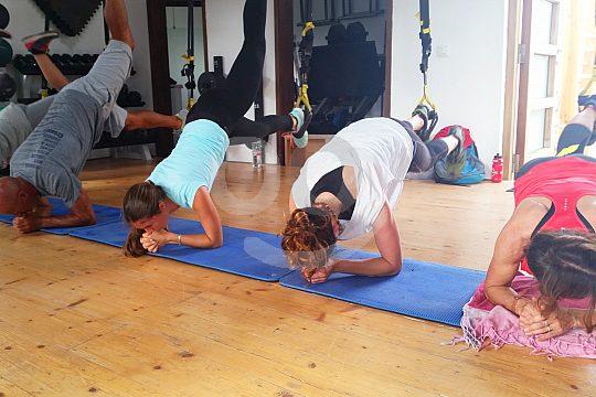 Yoga and Fitness in Fuerteventura