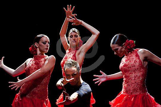flamenco, opera and dance on Tenerife