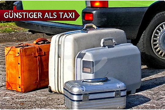 Airport transfer in Palma de Mallorca