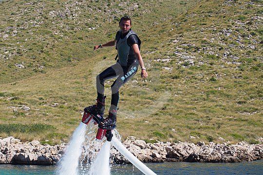 Flyboard Mallorca Balance