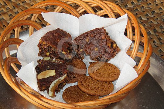 traditional pastry in Madeira