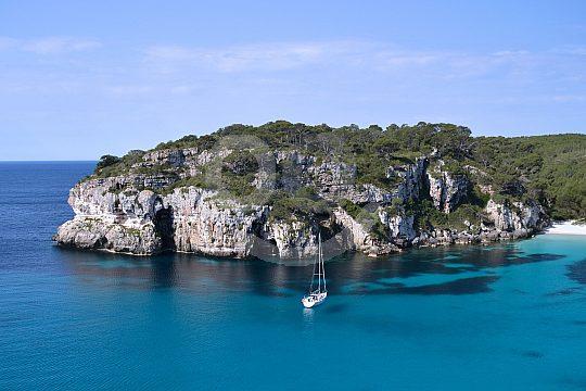 Ibiza catamaran tour to Formentera