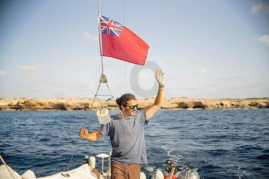 Segeln mit Skipper Formentera