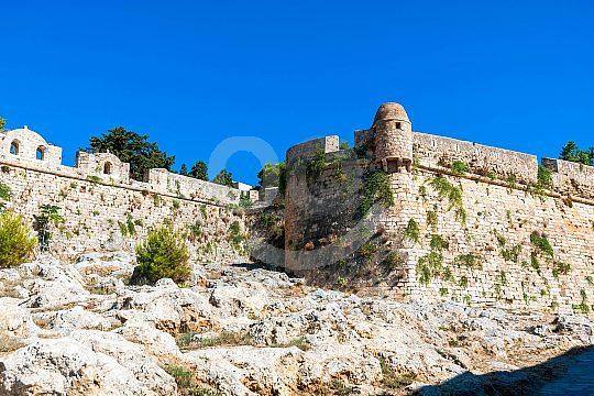 fortress Fortezza Rethymno Crete