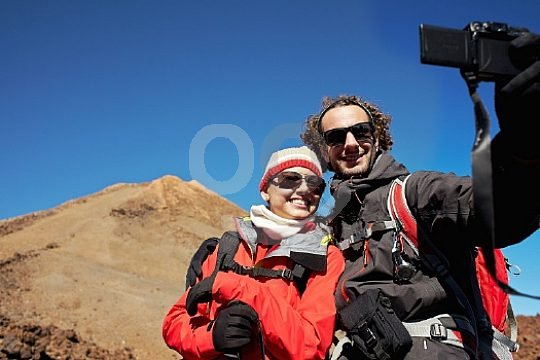 from Santa Cruz join a tour to Teide National Park