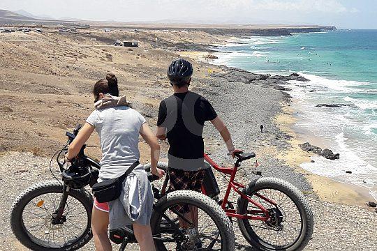 Rast am Strand auf Fuerteventura