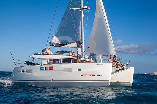 Catamaran Tour Fuerteventura for up to 12 persons