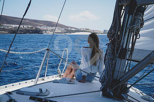 Private sailing trip on Fuerteventura