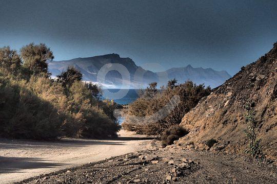 Wandern auf Fuerteventura La Pared