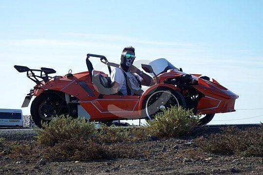 Fuerteventura Tour in Trike