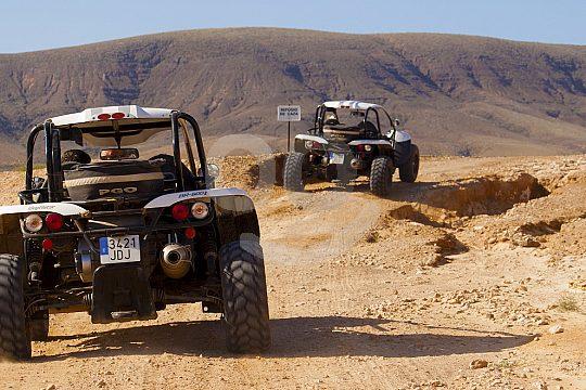 Offroad Buggy Ride in Fuerteventura