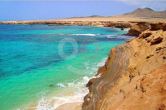 beach Fuerteventura Safari