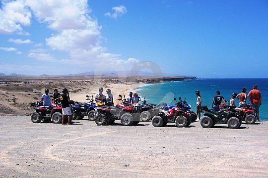 Amazing Quad Tour Fuerteventura
