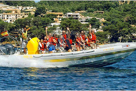 boat trip in Alcudia