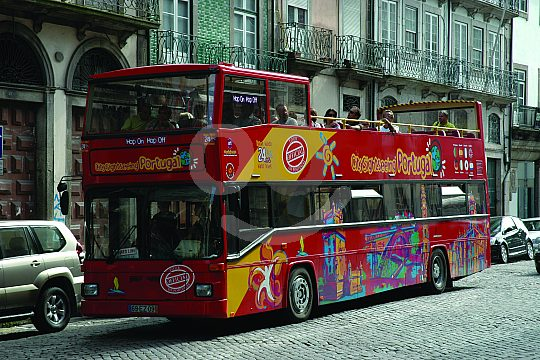 Hop-on Hop-off City Sightseeing Tour Funchal