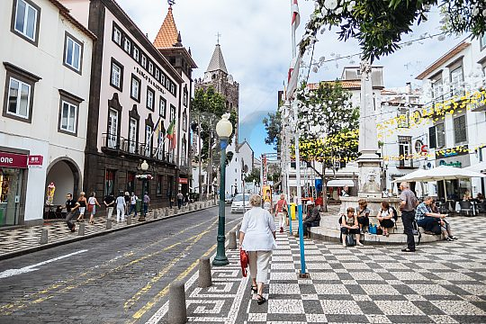 Discover Old Town of Funchal