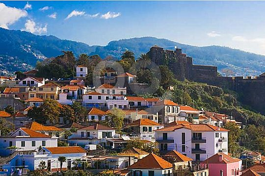Sightseeing Tour from Funchal in Madeira