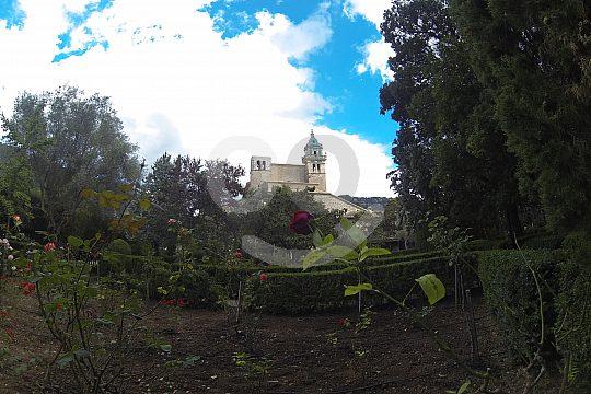 Valldemossa monastery La Cartuja