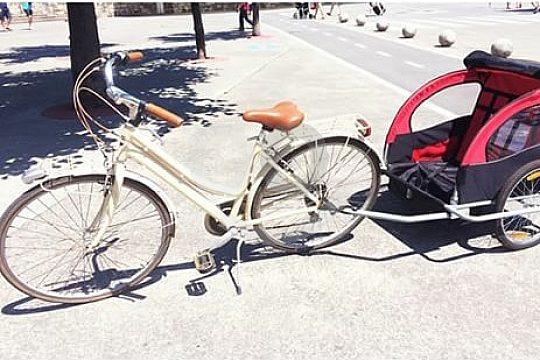 bike trailer for children
