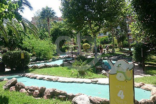 mini golf Mallorca