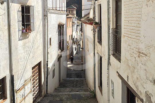 Granada city tour in Albaicín