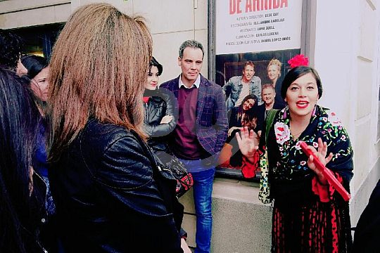 guide explains the history of flamenco