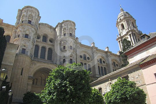 Malaga city tour with guide