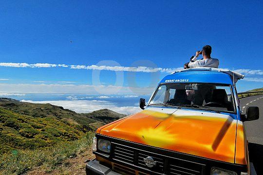 Jeep Safari to Machico