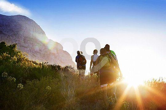 hiking tour Costa Blanca Dénia