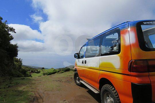 Madeira jeep tour
