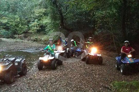 adventure quad safari in galicia